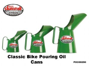 Dunstall Classic Bike Oil Cans Set PC00250